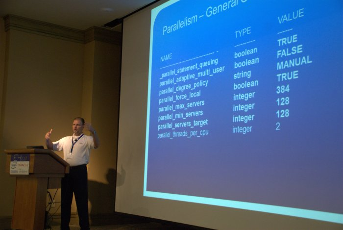Tim Fox - Real World Parallelism on Exadata